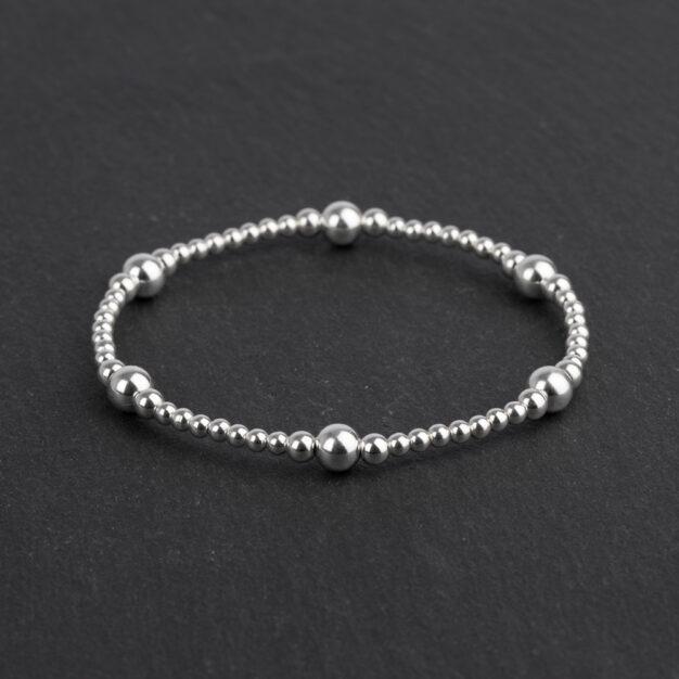 Megerry Signature - Sterling Silver Bracelet for her