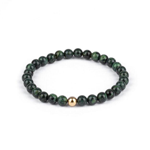 Megberry Kambaba Jasper Beaded Bracelet